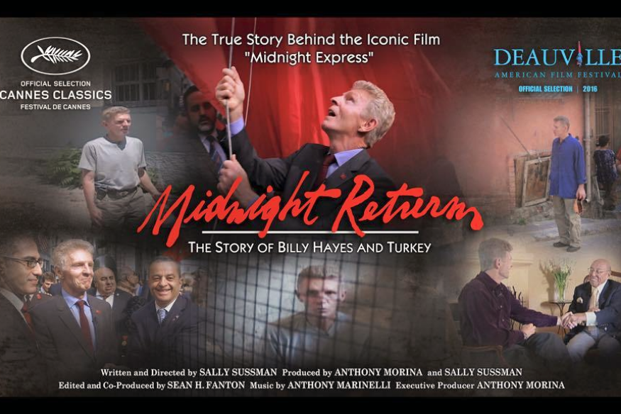 MIDNIGHT RETURN, retour sur le film Midnight Express