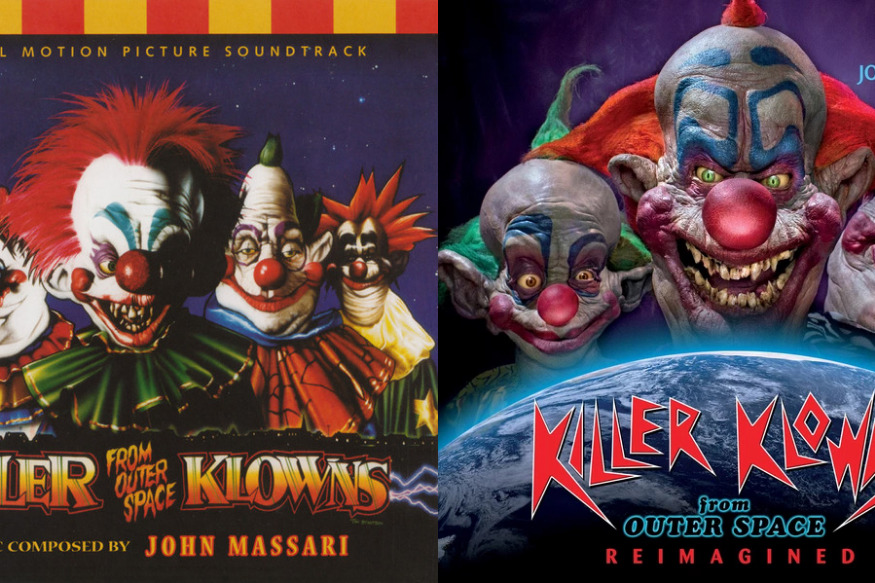 John Massari & la musique de Killer Klowns from Outer Space